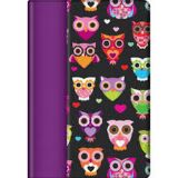 Griffin Folio Wise Eyes Case for iPad Mini Black and Plum GB36132